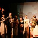 coro con Dulcamara