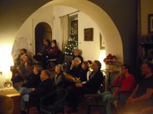 salotto natalizio 2013