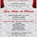 Belcanto In Salotto.Il Progetto Adopt A Theatre Il Primo Appuntamento Gran