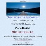 Piano recital di Michael Tsalka