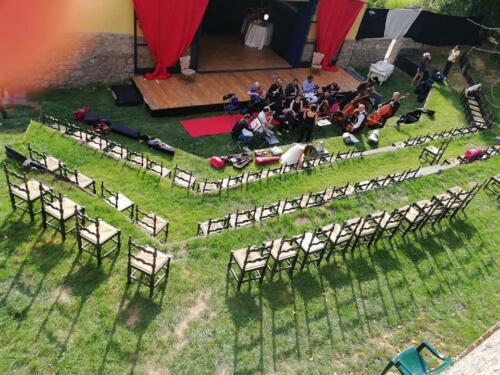 teatro giardino segreto